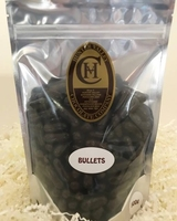 Bullets - Dark - 500g Bag