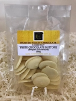 White Belgian Buttons - 200g bag